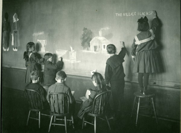 Horace Mann Training School. 1904